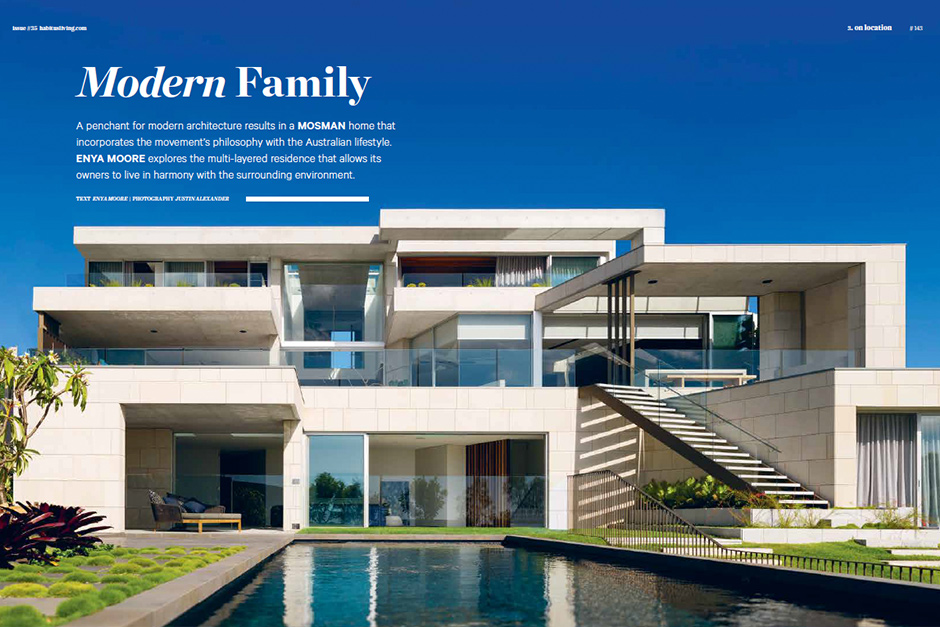 mossman-house-news-page-one