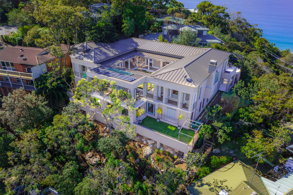 Northern-Beaches-House-Arial